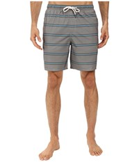 Quiksilver Parker Boardshorts Moon Mist Men's Swimwear Gray