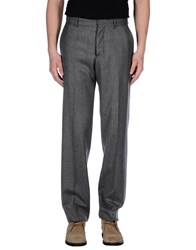 Byblos Trousers Casual Trousers Men Grey
