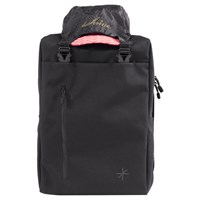 The Shrine Co. Weekender Backpack Black Olive