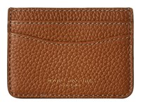 Marc Jacobs Gotham Card Case Maple Tan Credit Card Wallet