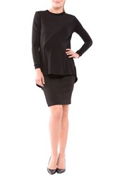 Olian Women's Adreina Quilted Maternity Top