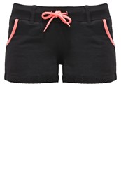 Twintip Tracksuit Bottoms Black Pink