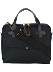 Filson 'Tablet' Briefcase Blue
