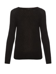 Max Mara Arduino Sweater Black