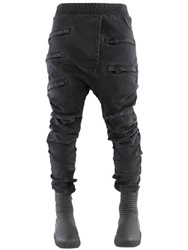 Demobaza Engine Stretch Denim Baggy Pants
