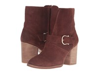 Isola Lavoy Cocoa Embossed Lizard Suede Women's Boots Brown