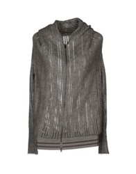 Marc Cain Sports Cardigans Light Grey