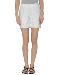 Trussardi Shorts White