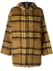 P.A.R.O.S.H. 'Lionel' Coat Brown