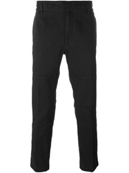 Marc Jacobs Cropped Chinos Black