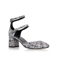 Kg By Kurt Geiger Dolly Silver Combination