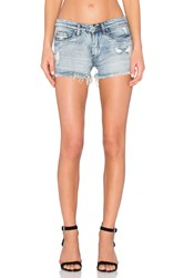 Blank Nyc Distressed Cut Off Short Tinder Toll