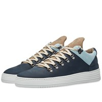 Filling Pieces Mountain Cut Sneaker Blue