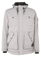 O'neill Utility Ski Jacket Castle Rock Grey