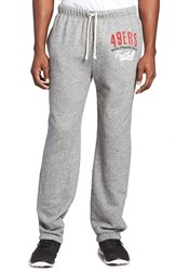 Men's Junk Food 'San Francisco 49Ers' Fleece Sweatpants