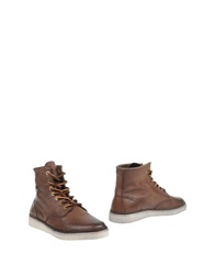 Bepositive Ankle Boots Brown