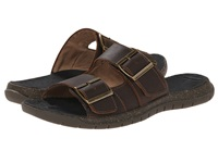 Bass Salem 2 Guacho Crazyhorse Men's Sandals Brown