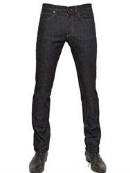 Lanvin 19Cm Slim Fit Washed Denim Jeans