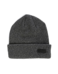 Nixon Navy Franklin Recycled Cashmere Hat Made In Canada