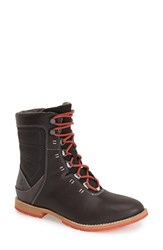 Women's Ahnu 'Chenery' Water Resistant Boot Twilight