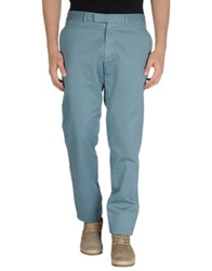 Alain Casual Pants Slate Blue