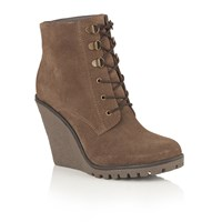 Ravel Trinity Ankle Boots Tan