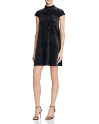 French Connection Galaxy Stars Swing Dress Compare At 148 Black