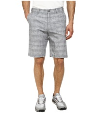 Adidas Puremotion Stretch Graphic Short Mid Grey Men's Shorts Gray