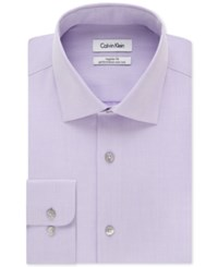 Calvin Klein Steel Classic Fit Non Iron Performance Solid Dress Shirt