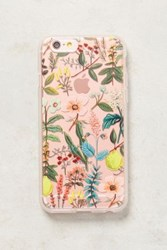 Anthropologie Rifle Paper Co. Iphone 7 Case Pink