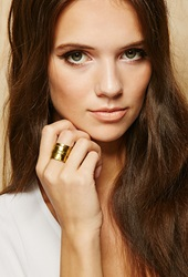 Forever 21 Made Inya Rings Gold