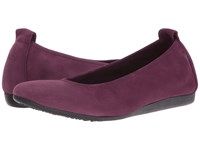 Arche Laius Berry Women's Slip On Shoes Burgundy