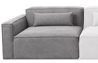 Gus Design Group Gus Mix Modular Right Arm Sectional Piece