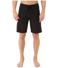 Quiksilver Waterman Makana Boardshorts Black Men's Swimwear