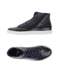 Azzaro Footwear High Tops And Trainers Men Black