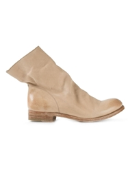 The Last Conspiracy 'Soraia' Boots Nude And Neutrals