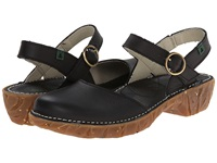 El Naturalista Yggdrasil N178 Black Women's Shoes