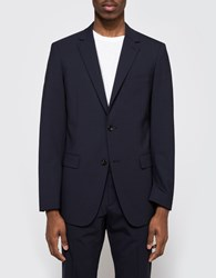 Theory Wellar Jacket In Navy