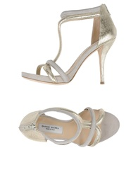 Gianni Marra Sandals Light Grey