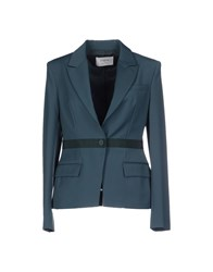 Ports 1961 Suits And Jackets Blazers Women Deep Jade