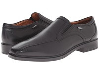 Geox Uomo Alex Abx 3 Black Men's Slip On Shoes