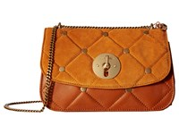 See By Chloe Lois Medium Evening Double Carry Bag In Quilted Sheepskin Hazel