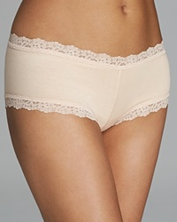 Hanky Panky Boyshorts Cotton With A Conscience 891281 Chai