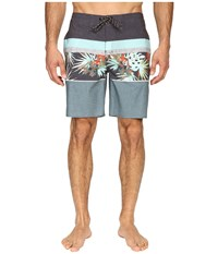 Rip Curl Eufloria Boardshorts Black Men's Swimwear