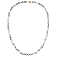 A B Davis Freshwater Pearl Necklace