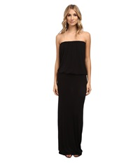 Culture Phit Riena Maxi Dress Black Women's Dress