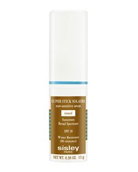 Sisley Paris Super Stick Solaire Sun Sensitive Areas Broad Spectrum Sunscreen Spf30 Tinted Sisley Paris
