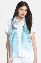 Women's Ted Baker London 'Colourful Canary' Scarf