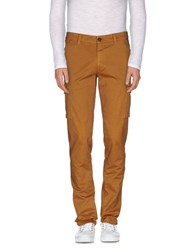 Mason's Trousers Casual Trousers Men Camel