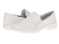 Nurse Mates Meredith White Women's Industrial Shoes